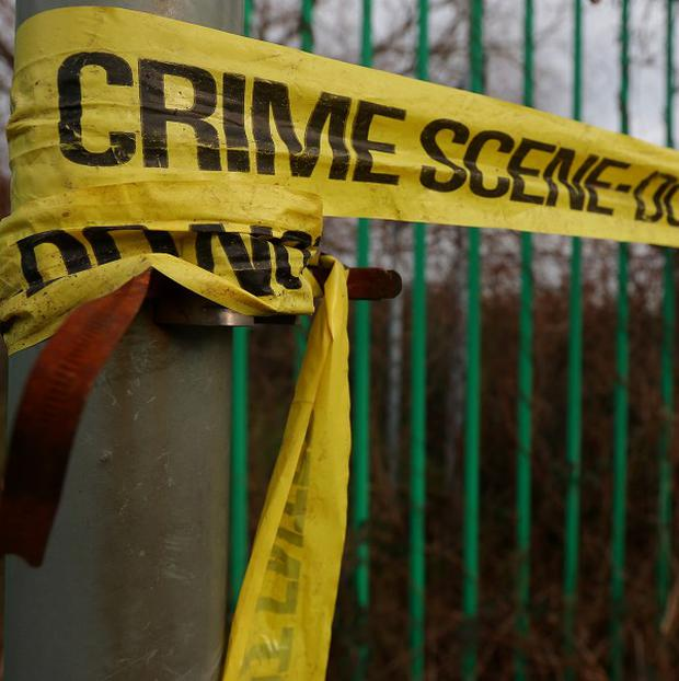 Police are continuing their inquiry after two bodies were discovered in an Edinburgh house