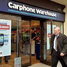 Carphone Warehouse: Overall, it's estimated that around 45% of all mobile phone users have smartphones