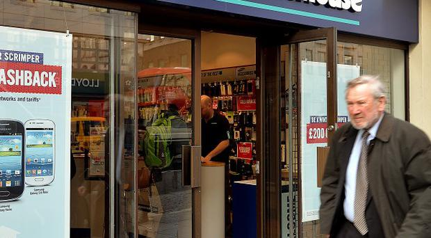 A new era in consumer electronics begins today when Carphone Warehouse and the owner of Currys and PC World join forces under a £3.9bn merger
