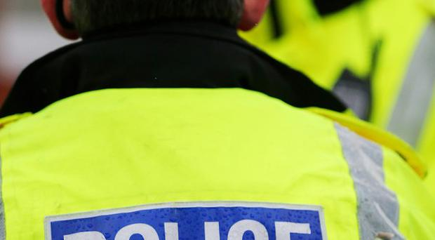 Police found two women and four dogs shot dead at a house in Farnham, Surrey