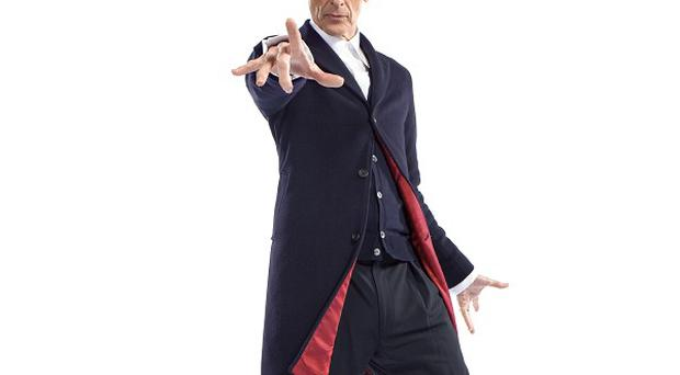 Doctor Who played by new star Peter Capaldi is heading back to a school that featured in the original series (BBC)