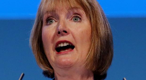 Deputy Labour leader Harriet Harman has rejected claims of alleged links to paedophile rights campaigns in the 1970s