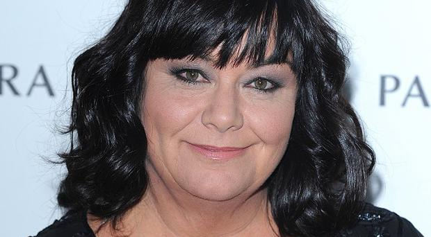 Dawn French is