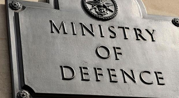 The Ministry of Defence wants to combine the budget for consultants and the £900 million spent on staff, then set its own competitive rates