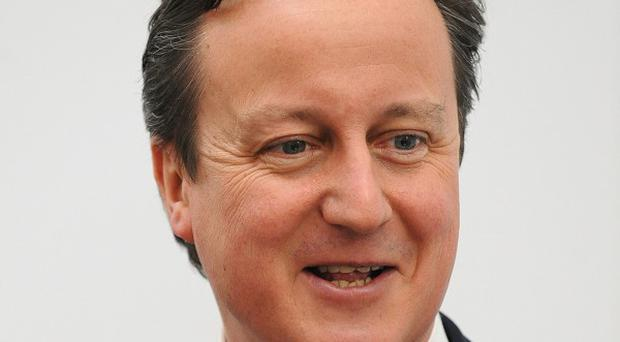 Prime Minister David Cameron may use the Tory manifesto to rule out another coalition, sources claim
