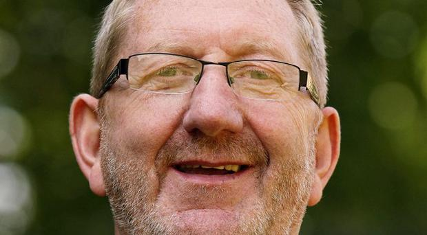 File photo dated 09/07/13 of General Secretary of Unite union Len McCluskey who has urged Ed Miliband to say he would govern alone even if the party falls short of a majority in next year's general election.