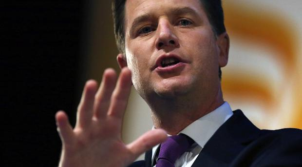 Nick Clegg says many schools are failing to give their students proper careers advcie