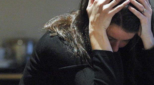 Police figures reveal at least 10,000 women and children are at risk from domestic violence