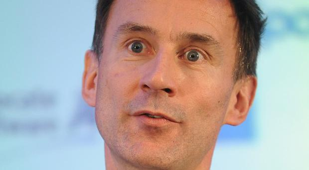 Health Secretary Jeremy Hunt has announced new dementia care plans