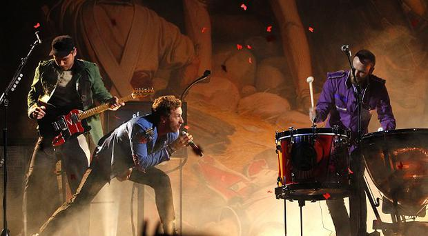 Coldplay's nine-track album will come out on May 19