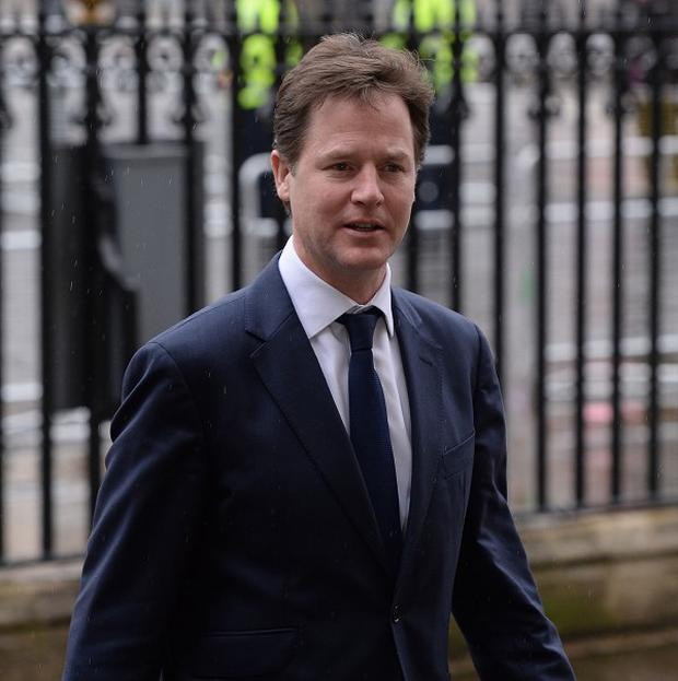"Nick Clegg has joined calls for a ""significant revamp"" of the oversight of the data-gathering activities of the intelligences services."