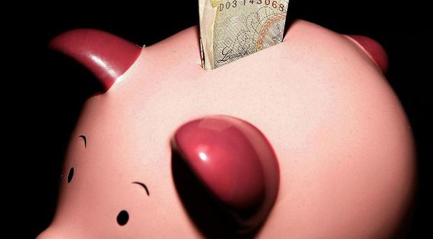 The ultra-low interest rates have decimated returns on savings pots