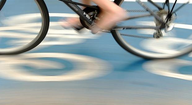 A poll has revealed that many drivers sometimes find cyclists hard to spot.