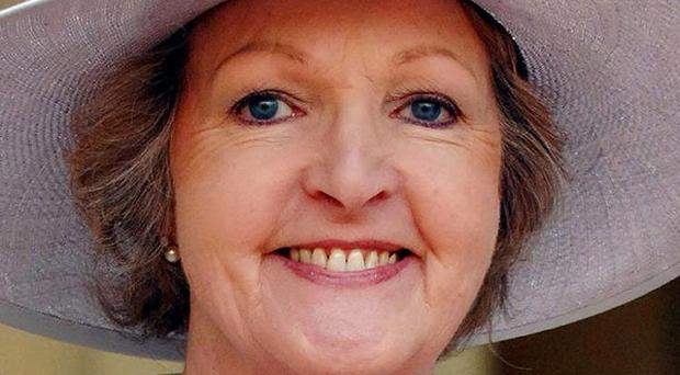 Penelope Keith is being made a Dame Commander for services to the arts and charity