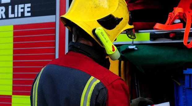 Fire and rescue authorities in England and Wales are starting the new financial year with a third less money from central government than four years ago