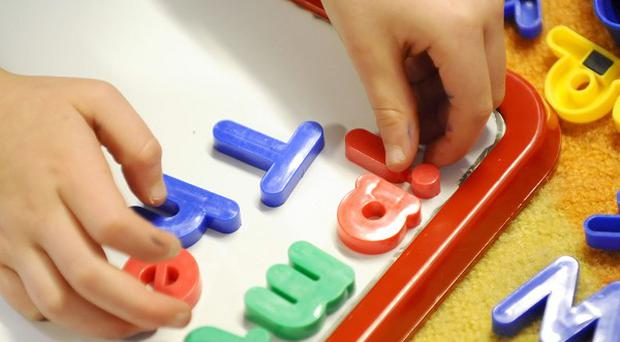 Parents are facing ever growing childcare costs