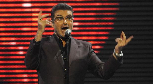 Pop star George Michael who has died at his London home