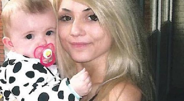 Stacey Ball has been has been arrested on suspicion of kidnapping her daughter Lola Page (West Midlands Police/PA)