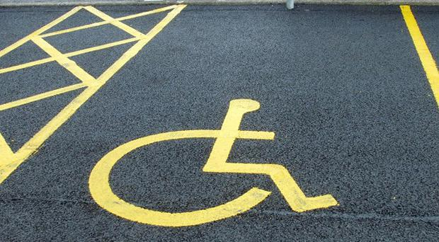 Disabled and sick people are having to wait an