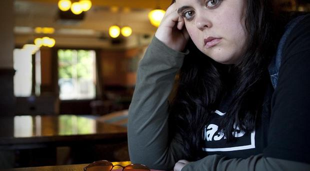 My Mad Fat Diary star Sharon Rooney, who is pitted against TV favourite Olivia Colman for best actress at the Royal Television Society awards