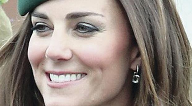 Messsage to Kate Middleton was found on a micro-cassette