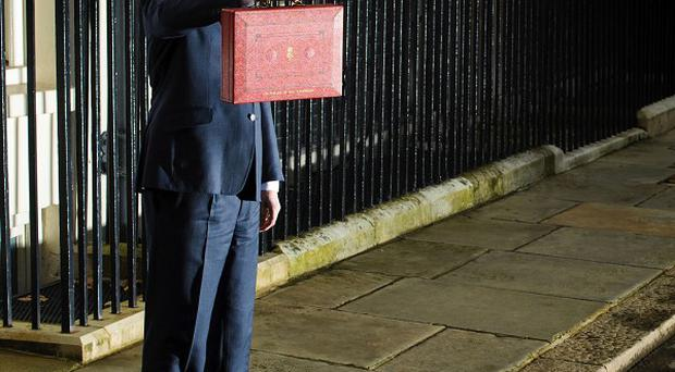 Chancellor George Osborne may have some Budget surprises in his red box