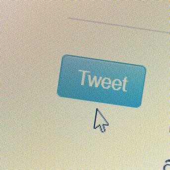 A Budget advert on Twitter has provoked a backlash