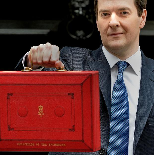 George Osborne said the message from his Budget was that the Government was on the side of savers