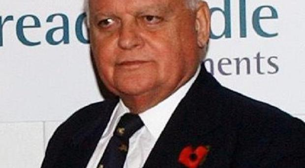 Sir Peter Tapsell MP is to step down