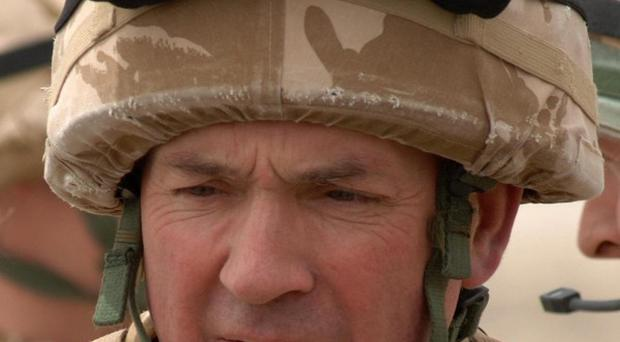 Lord Dannatt urged the Government to reconsider its defence cuts