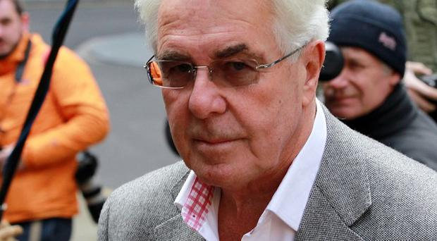 Max Clifford has branded his accusers