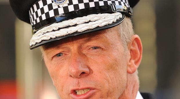 Met chief Sir Bernard Hogan-Howe came under pressure over the destruction of anti-corruption files