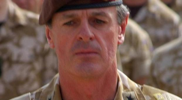 General Sir Richard Shirreff has voiced fears over Army restructuring