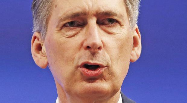 Philip Hammond said UK forces were stepping up their involvement in military exercises in eastern Europe to provide reassurance for Nato members in the region