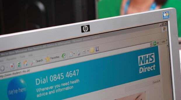 NHS Direct has been replaced by the NHS 111 service