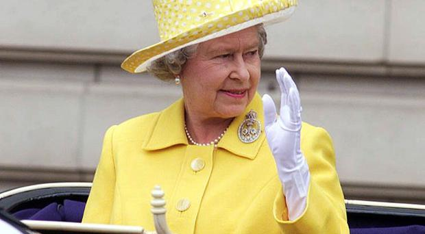 The Queen and other royals will see the unveiling of a statue of horses in Windsor