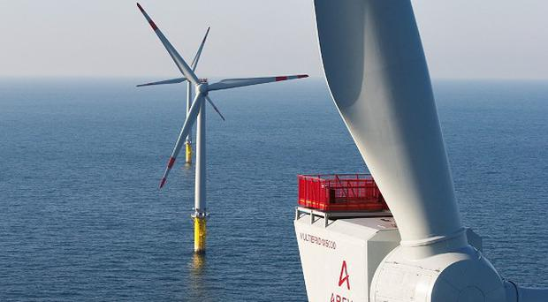 The Green Investment Bank is putting £460m into two wind farm projects