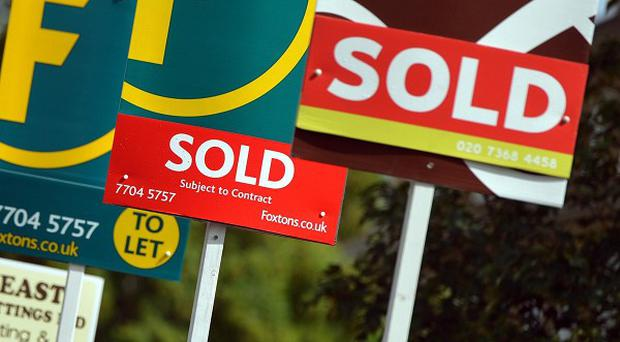 There were 70,309 mortgage approvals last month, down from 76,753 in January
