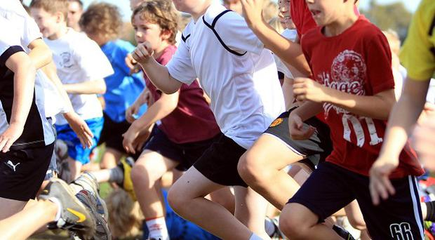 Youngsters need to get out and take exercise to avoid health problems later in life, a report says