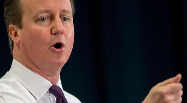 David Cameron ordered a probe into the Muslim Brotherhood over evidence that its leaders met in London last year