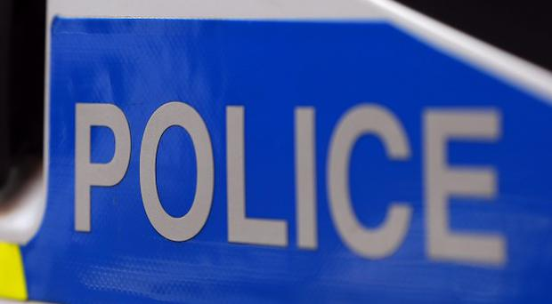 Police are investigating the incident at Liberton High School in Edinburgh just before 10am