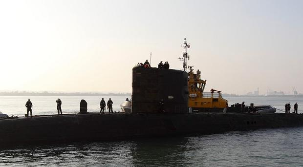 HMS Tireless has joined the search for missing Malaysia Airlines flight MH370