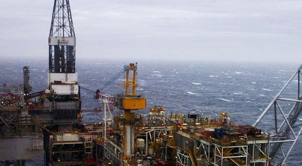 The report said 'a new vision and new ways of working are urgently required' for the North Sea industry