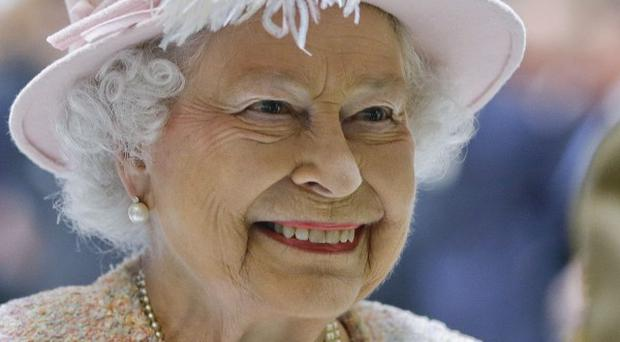 The Queen is due to meet the Pope