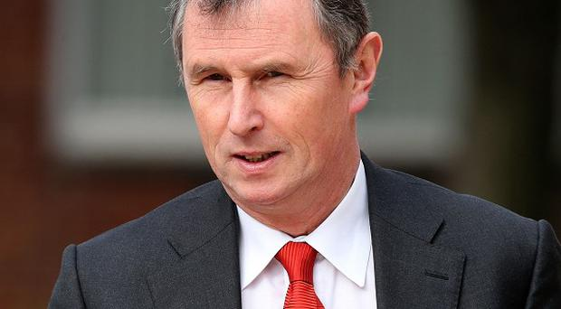 Nigel Evans denies one rape, two indecent assaults, five sexual assaults and one attempted sexual assault