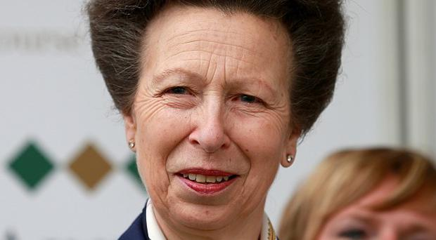The Princess Royal says gassing badgers is the best way to control them