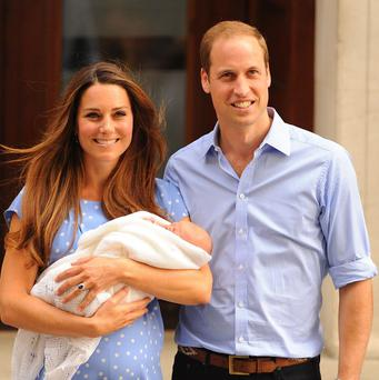 The Duke and Duchess of Cambridge will tour Australia and New Zealand with son George