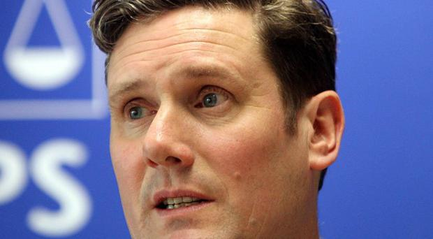 Sir Keir Starmer is now advising Labour on victims' issues