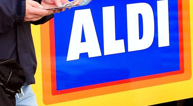 Aldi's market share is growing fast