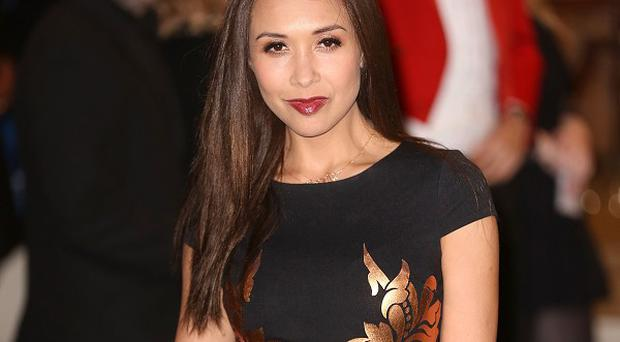 Myleene Klass's mother and sister were attacked in an attempted robbery